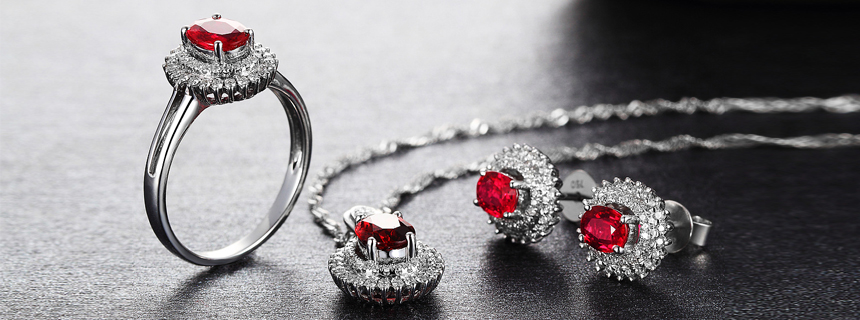 红宝石戒指-玖玖珠宝